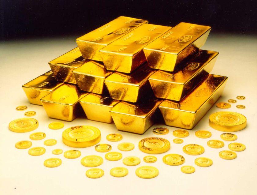 Spotkania Postaw złota i rzeczy